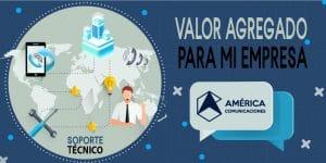 Soporte Técnico: America Comunicaciones