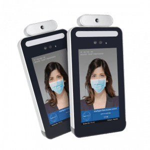 Termometro infrarojo biometrico
