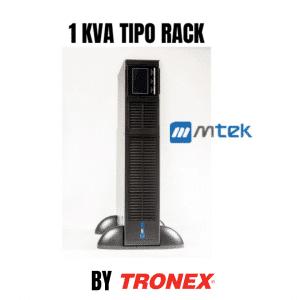 ups online 1 kva rack
